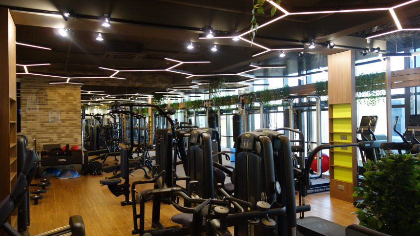 best fitness club