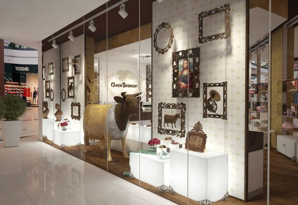 design chocolate boutique